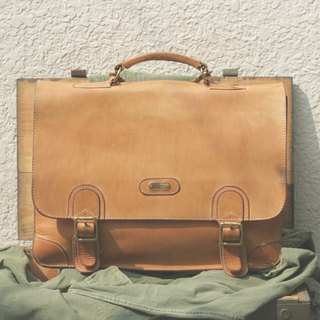 Leather bag _B057
