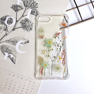 Maiko Rika Dry Flower Phone Case Gift