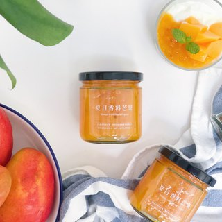 Fruit man │ summer spice mango jam - summer limited [sold out]