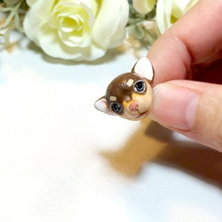 Chihuahua Dog Pin, Dog pin, Dog brooch, dog lover gifts