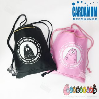 [BARBAPAPA bubble Mr.] light and cute shape beam pocket back backpack · genuine license