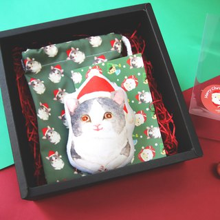 Christmas Cat Gift Set