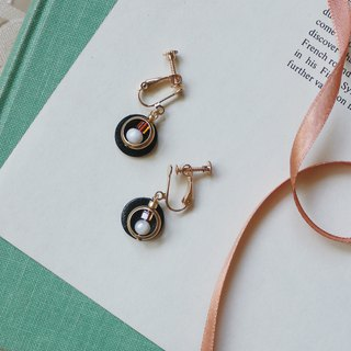 Ada earrings ear clip ear clip