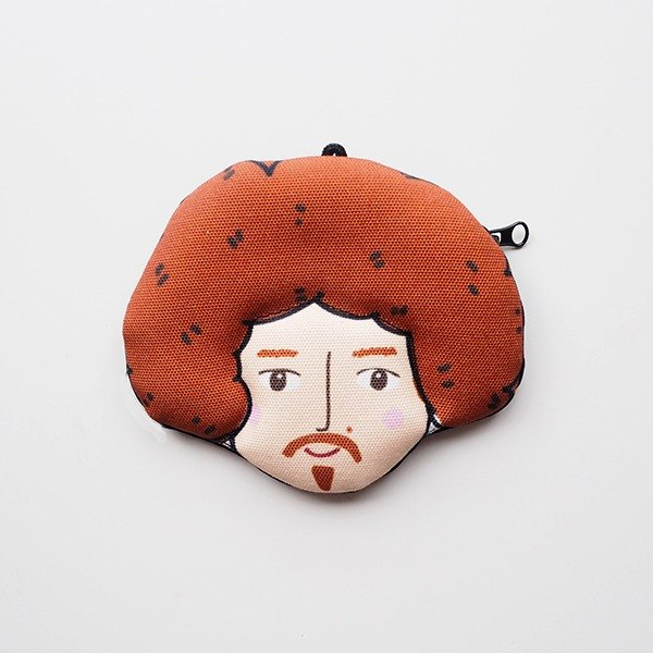 Explosion head fight odd uncle pocket pocket bag / hand for small bags