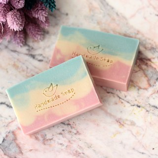 [Weila Handmade] Gentle Sweet Almond Handmade Soap / Natural Handmade Soap /