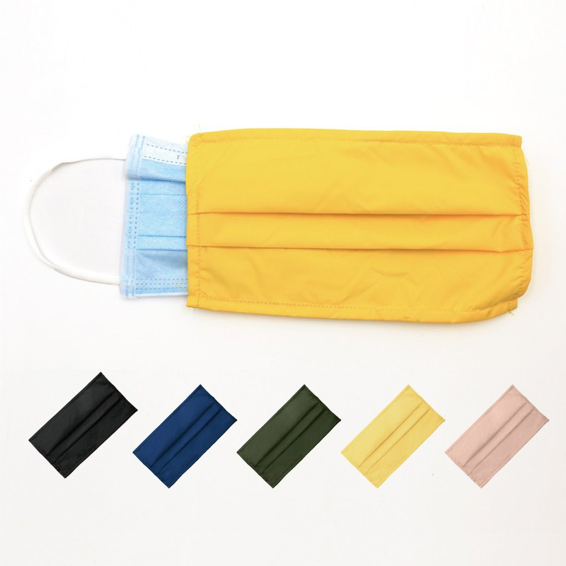 RITE 抗菌 透氣 口罩套1.0 成人款/兒童款 五色可選