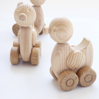 New Handcrafted Natural Ecological Organic One Small Wooden Chicken / Toys Girls Boys / Maybe For Painting? Size Approx 4 in or 10 cm