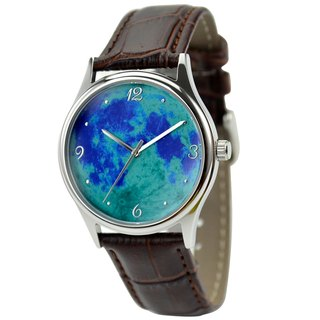 Moon Watch (Teal Blue) - Neutral - Global Free transport