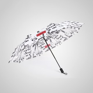 [German kobold] Disney official authorization - rain umbrella - classic Mickey