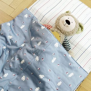 Skin-friendly anti-bacterial anti-hit baby blanket Korea Kangaruru Kangaroo baby Aurora polar bear