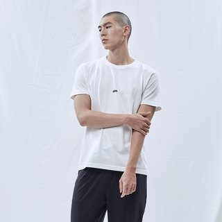 DYCTEAM Basic Series | Heavy Box Logo Tee (WH)