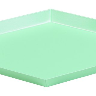 Kaleido / Kaleidoscope Star Shelf - Mint / Mint Green - XL