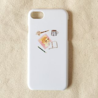 Afternoon time / phone case