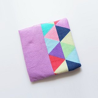 Coaster (Colorful Triangles)