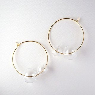 GEMELLO CLEAN - Bubble earrings
