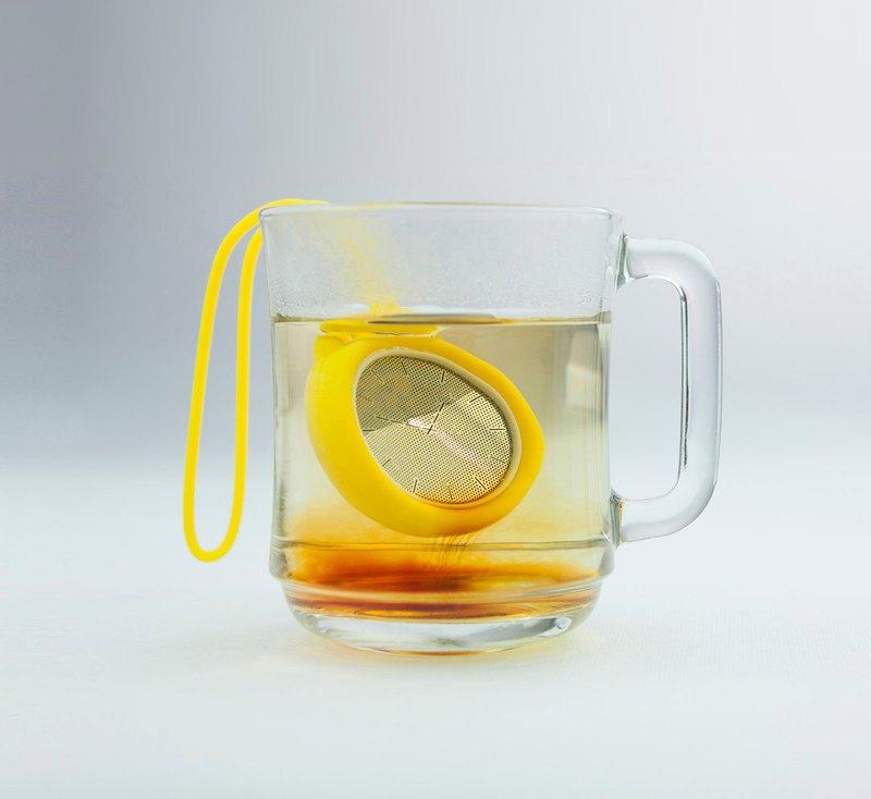 【夏日特價】D時光流 -泡茶器  懷錶型  碎葉茶適用   不鏽鋼濾網