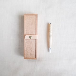Wood pen box set / ball pen gift stationery