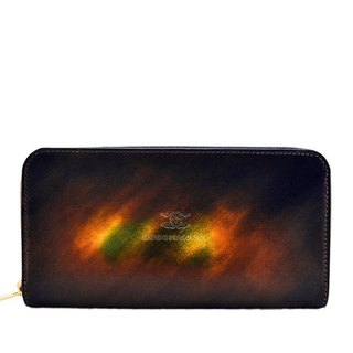 ACROMO BrG Zip Around Wallet