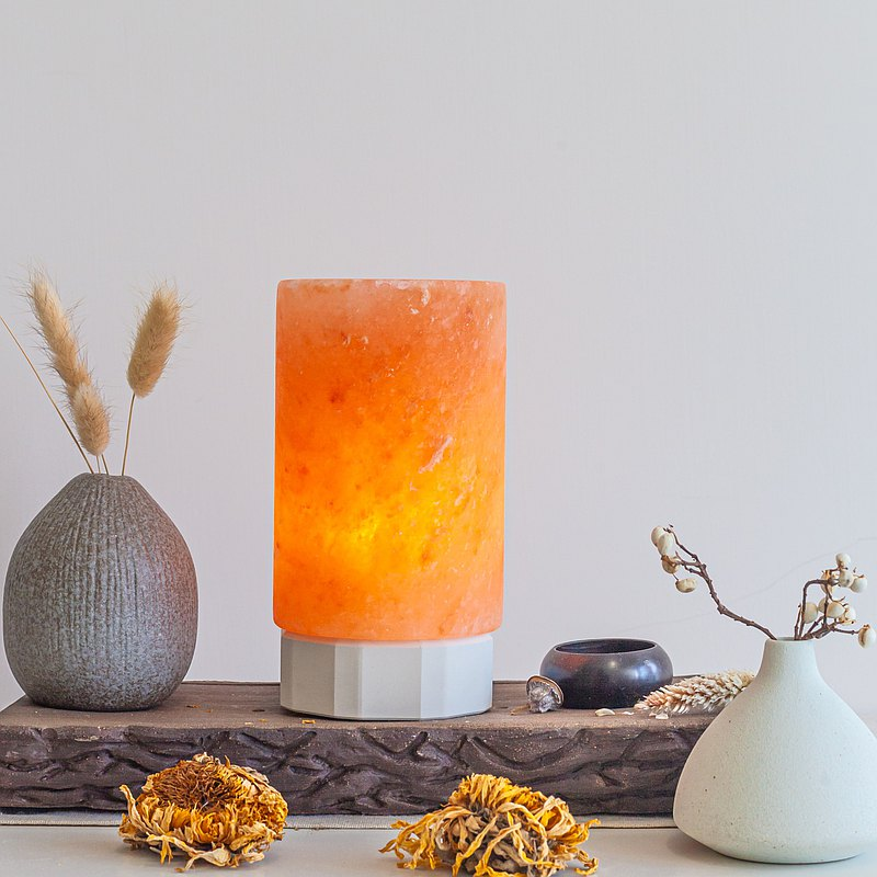 ONELIVINGS LOFT Edition PILAR Himalayan Salt Lamp – PILLAR