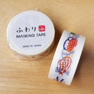 Japan Iyo and paper and paper tape [Fuwari sushi (FW47008)]