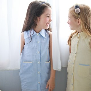 Mother & Daughter Matching Dress : Cotton Strip Dress (infant/toddler/girl)