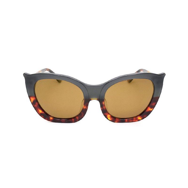 偏光太陽眼鏡 / 偏光墨鏡 | ARIA | 茶玳瑁特殊貓眼框