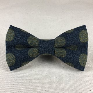 Mr.Tie Hand Made Bow Tie Hand-stitched Bow Tie Item No. 143