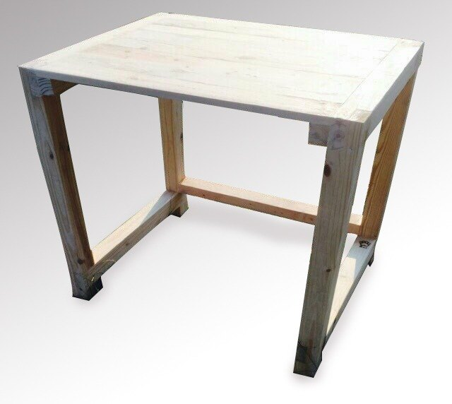 [Bear Ken Woodworking Workshop]//Customized/ Vintage Style - Wooden Table