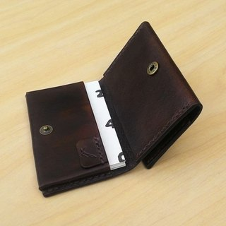 Staggered - Multipurpose folded card holder / small purse Easy