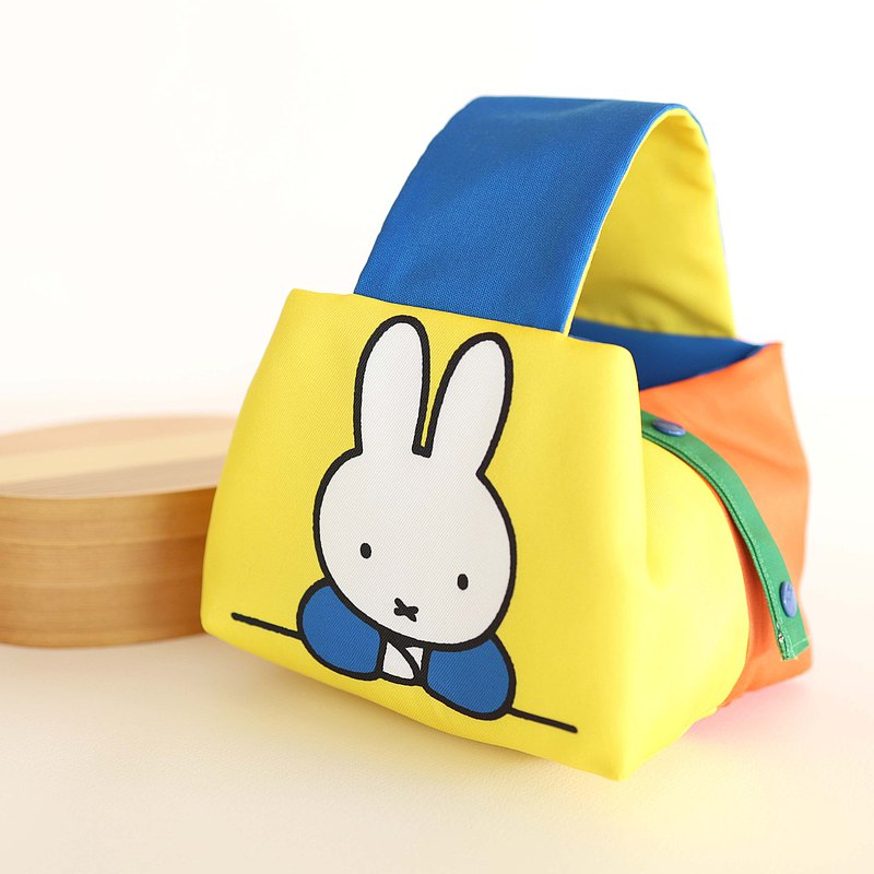 /// Taiwan order page /// Pinkoi x miffy 2WAY lunch bag