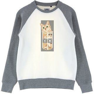 AMO Original cotton adult Sweater /AKE/ Element Cat