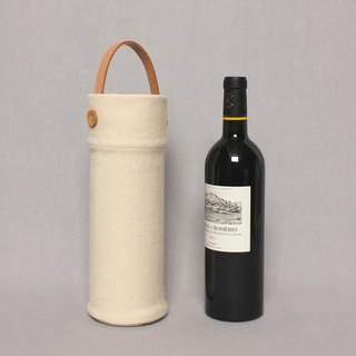 Kettle bag beverage bag mug bag wine bag - cotton / portable