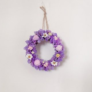 | Small stars | Dry flowers. Mini wreath. Give yourself a small gift