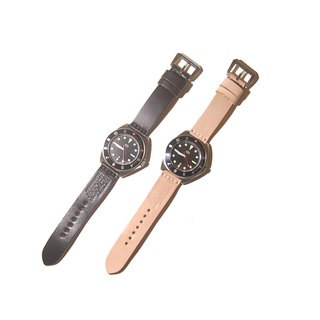 Military Watch Straps - Military Wind Stamped Strap