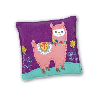 Fairy Land [Material Pack] Alpaca Pillow - Pink