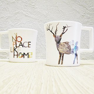 Home Hotel X Set Original Mug - Deer