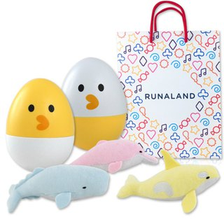 Happy bath toy set