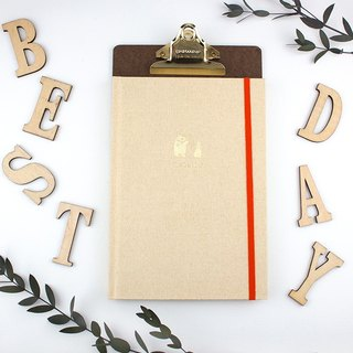 25K The Best Day Daily Logbook -6 colors