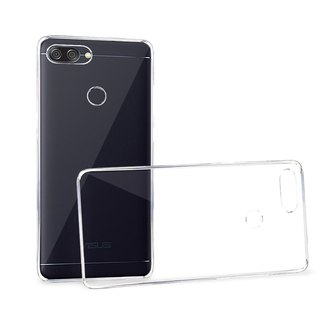 CASE SHOP ASUS ZenFone Max Plus (ZB570TL) Special Transparent Anti-Scratch PC Case (4716779659313)