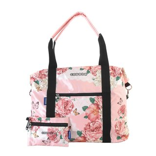 COPLAY  travel bag-roses