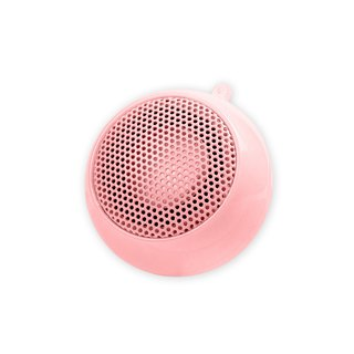 Royal Macaron portable speaker - sweet strawberry