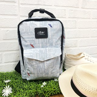 [Summer LOVE Folding 520] Le Tour Series - Sanxin Pack-S - City White