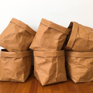 Storage Basket No10 : Kraft Paper bag