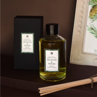 Woody fragrance adjustment │ step Green Shanling home essential oil expansion bamboo │60ml│140ml│240ml