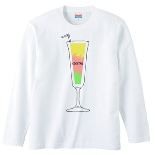 [Long Sleeve T-shirt] Cocktail 2