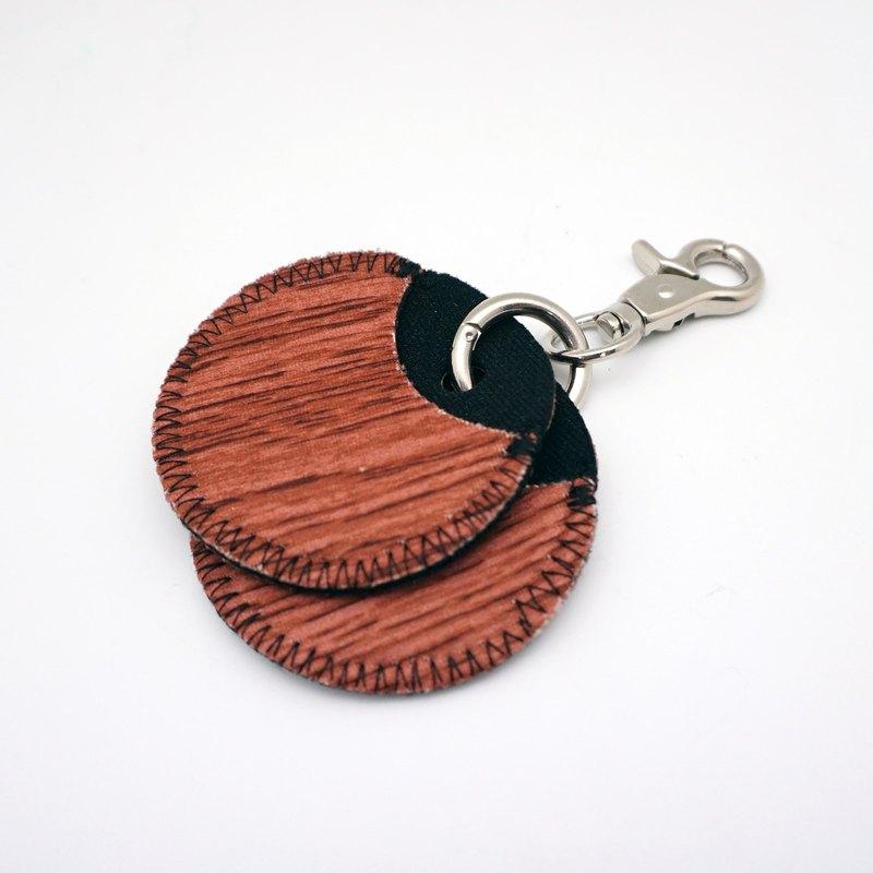 BLR gogoro鑰匙圈 保護套 木紋 千鳥