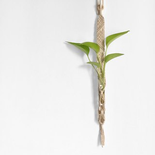 Rope _ mini floral ornaments _ I