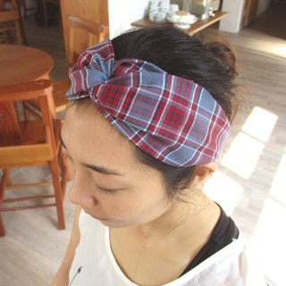 Cross hair band (elastic manual) - Athena