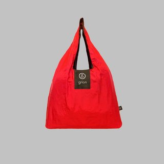 grion waterproof bag - Shoulder dorsal section (M) red roses