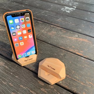 MicForest Micro Forest - Mobile Phone Holder | Business Card Holder